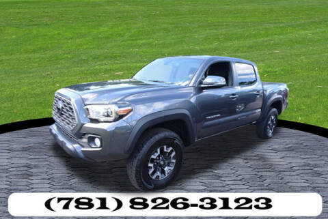 2021 Toyota Tacoma for sale at AUTO ETC. in Hanover MA