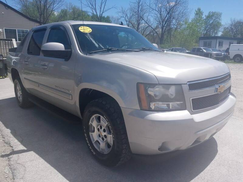 2008 Chevrolet Avalanche for sale in Indianapolis, IN