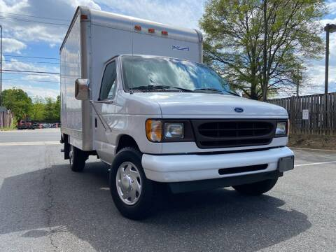 2001 Ford E-Series Chassis for sale at Total Package Auto in Alexandria VA