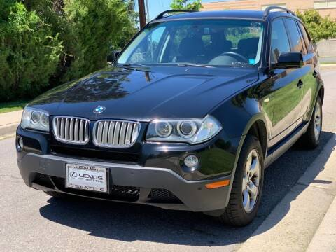 2008 BMW X3 for sale at A.I. Monroe Auto Sales in Bountiful UT