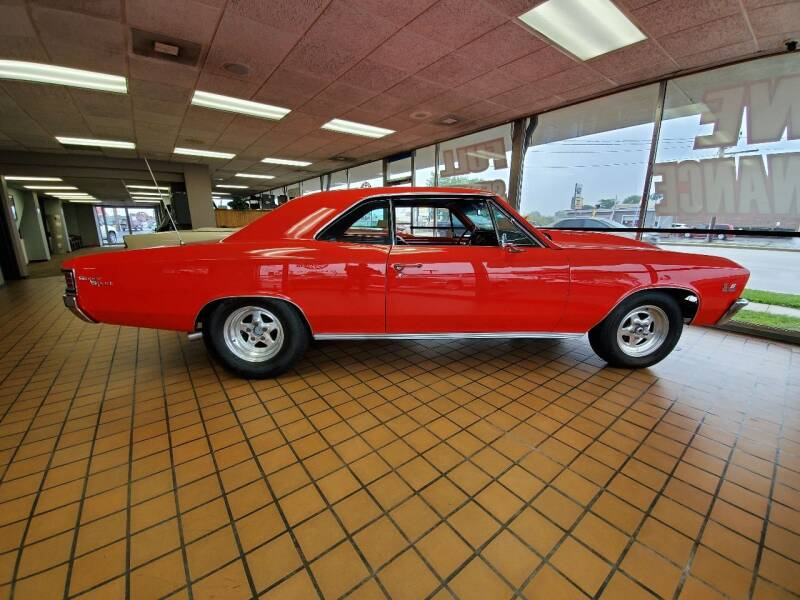 1967 Chevrolet Chevelle for sale at Stach Auto in Janesville WI