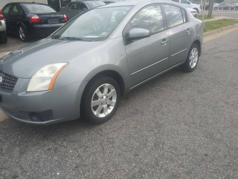 2007 Nissan Sentra for sale at Charles Baker Jeep Honda in Norfolk VA