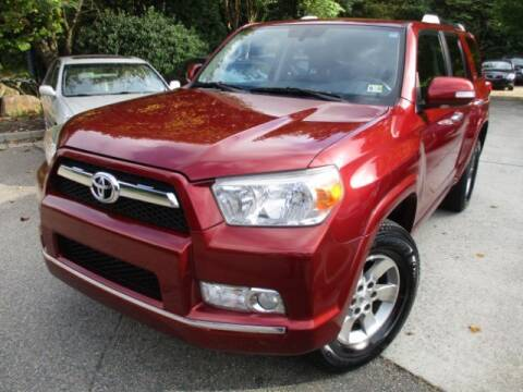2011 Toyota 4Runner for sale at Elite Auto Wholesale in Midlothian VA