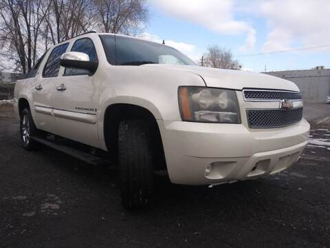 2008 Chevrolet Avalanche for sale at Access Auto in Salt Lake City UT