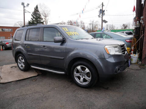 2012 Honda Pilot for sale at MICHAEL ANTHONY AUTO SALES in Plainfield NJ