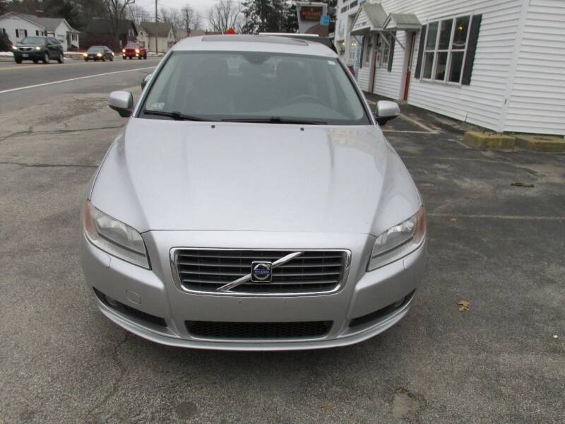 2008 Volvo S80 for sale at Steven's Auto Sales in Derry NH