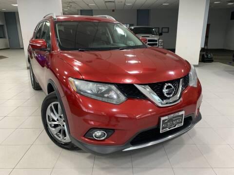 2015 Nissan Rogue for sale at Auto Mall of Springfield in Springfield IL