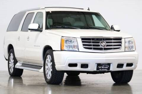 2006 Cadillac Escalade ESV for sale at MS Motors in Portland OR