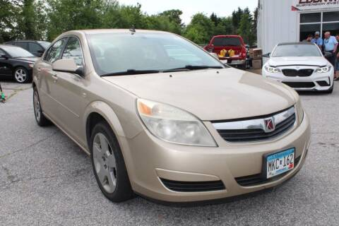 2008 Saturn Aura for sale at UpCountry Motors in Taylors SC