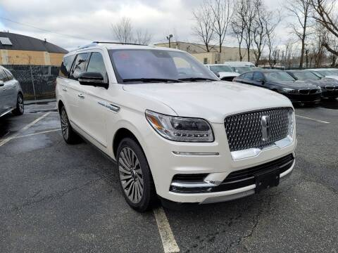 2018 Lincoln Navigator for sale at AW Auto & Truck Wholesalers  Inc. in Hasbrouck Heights NJ