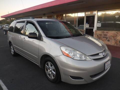 2007 Toyota Sienna for sale at Auto 4 Less in Fremont CA