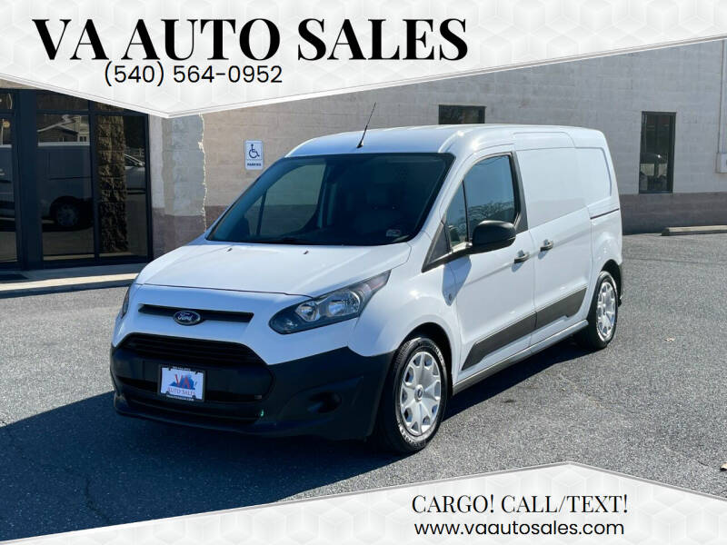 2018 Ford Transit Connect Cargo for sale at Va Auto Sales in Harrisonburg VA