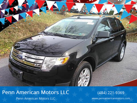 2007 Ford Edge for sale at Penn American Motors LLC in Emmaus PA