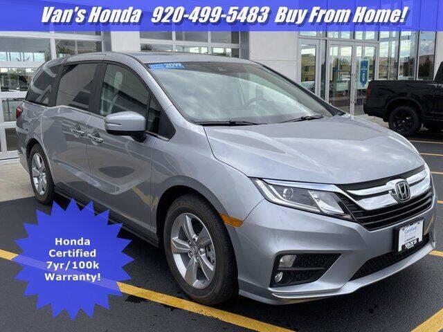 2019 Honda Odyssey for sale in Green Bay, WI