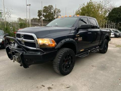 2013 RAM Ram Pickup 2500 for sale at Texas Luxury Auto in Houston TX