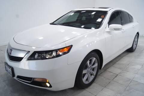 2014 Acura TL for sale at Sacramento Luxury Motors in Carmichael CA
