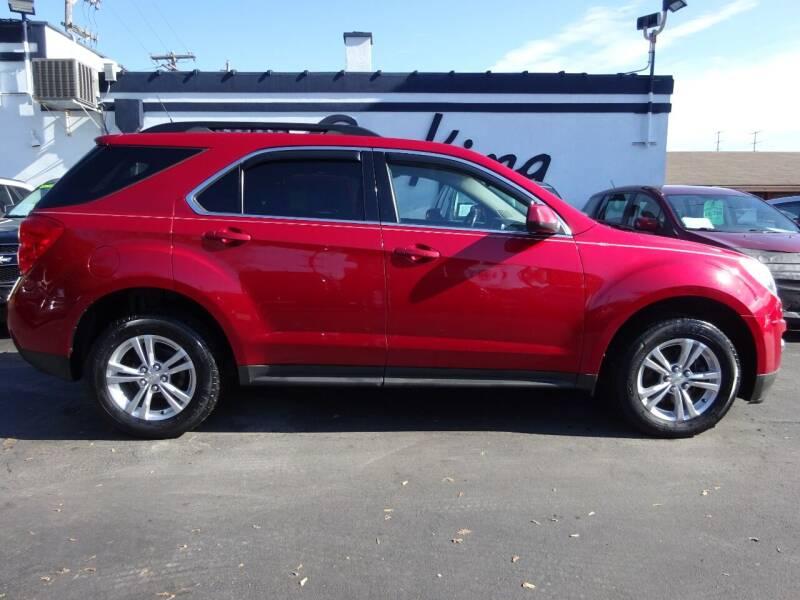 2013 Chevrolet Equinox LT 4dr SUV w/ 2LT - West Allis WI