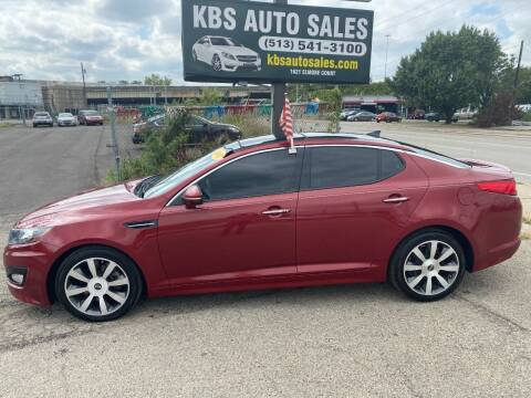2012 Kia Optima for sale at KBS Auto Sales in Cincinnati OH
