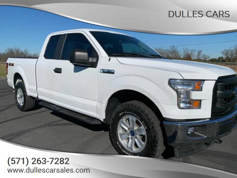 2017 Ford F-150 for sale at Dulles Cars in Sterling VA