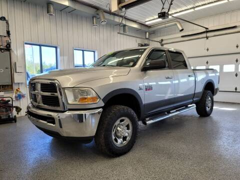 2010 Dodge Ram Pickup 2500 for sale at Sand's Auto Sales in Cambridge MN