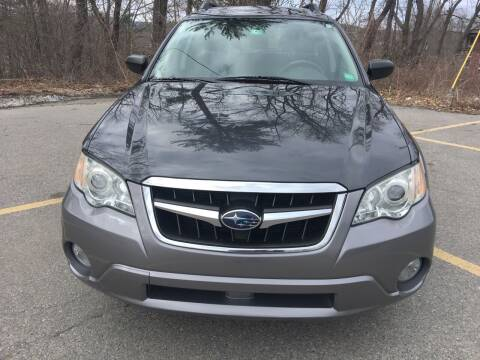 2009 Subaru Outback for sale at BRATTLEBORO AUTO SALES in Brattleboro VT