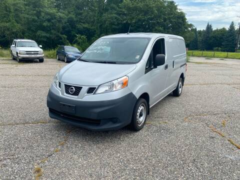 2015 Nissan NV200 for sale at Cars R Us Of Kingston in Kingston NH