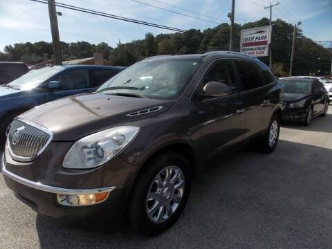 2011 Buick Enclave for sale at Deer Park Auto Sales Corp in Newport News VA