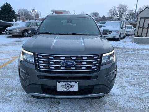 2016 Ford Explorer for sale at Mulder Auto Tire and Lube in Orange City IA
