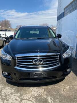 2013 Infiniti JX35 for sale at ELITE AUTO WORKS in Appleton WI