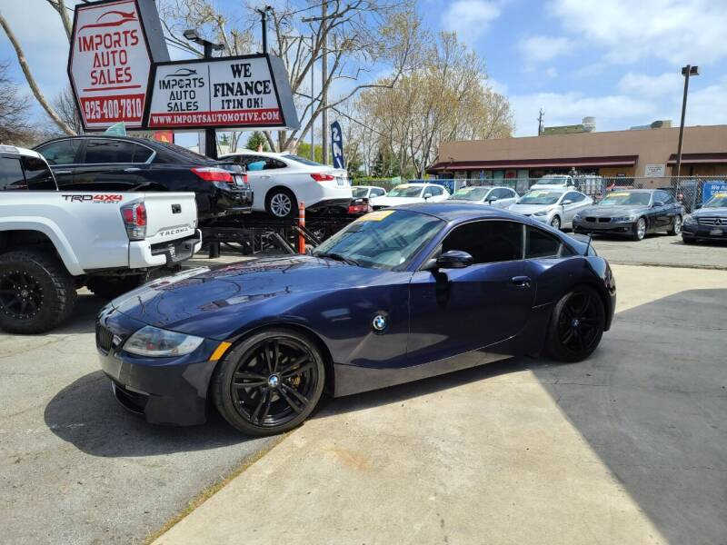 2008 BMW Z4 for sale at Imports Auto Sales & Service in San Leandro CA