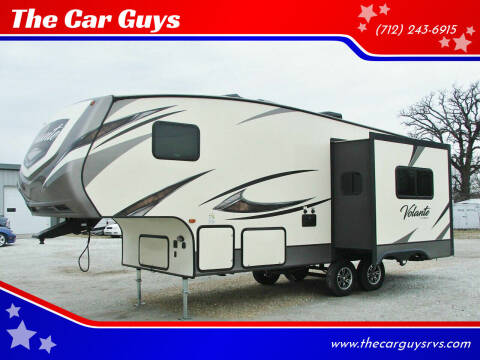 2018 Crossroads Volante for sale at The Car Guys in Atlantic IA