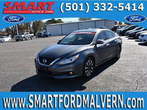 2017 Nissan Altima for sale at Smart Auto Sales of Benton in Benton AR