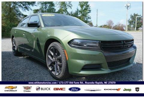 2021 Dodge Charger for sale at WHITE MOTORS INC in Roanoke Rapids NC