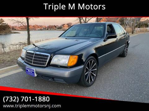 1993 Mercedes-Benz 500-Class for sale at Triple M Motors in Point Pleasant NJ