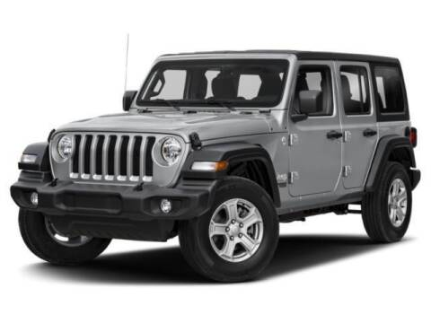 2018 Jeep Wrangler Unlimited for sale at ACADIANA DODGE CHRYSLER JEEP in Lafayette LA