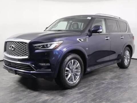 2019 Infiniti QX80 for sale at Maxicars Auto Sales in West Park FL
