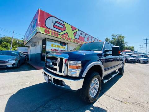 2008 Ford F-350 Super Duty for sale at EXPORT AUTO SALES, INC. in Nashville TN