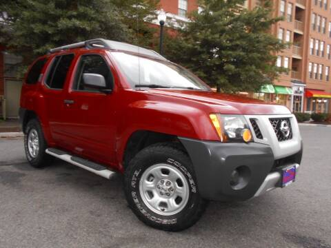 2011 Nissan Xterra for sale at H & R Auto in Arlington VA