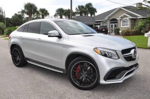 2017 Mercedes-Benz GLE for sale at Elite Motorcar, LLC in Deland FL