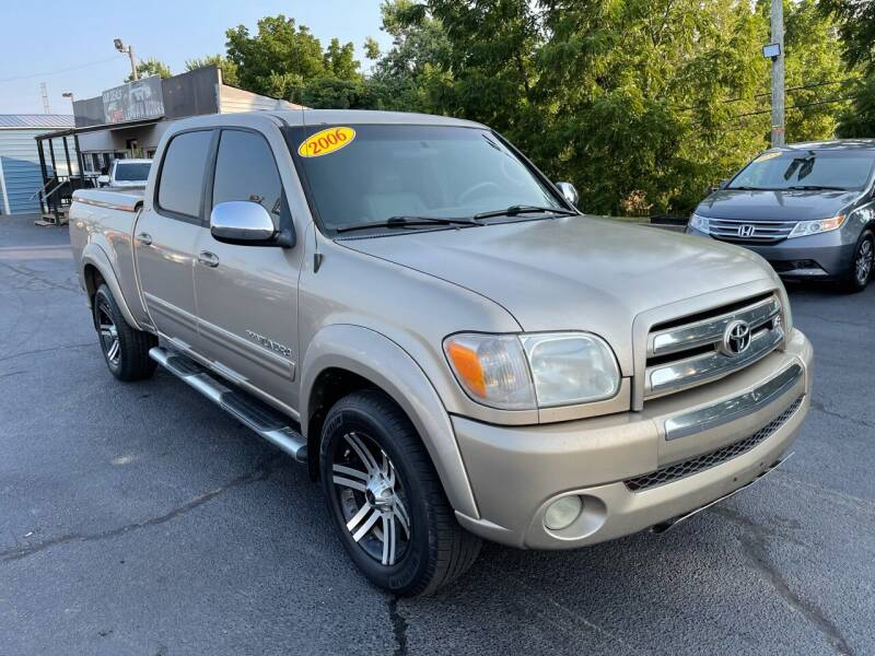 2006 Toyota Tundra for sale at LexTown Motors in Lexington KY