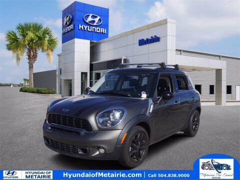 2014 MINI Countryman for sale at Metairie Preowned Superstore in Metairie LA