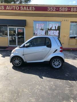 2009 Smart fortwo for sale at BSS AUTO SALES INC in Eustis FL