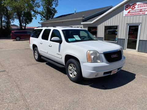 2010 GMC Yukon XL for sale at B & B Auto Sales in Brookings SD