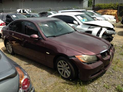 2007 BMW 3 Series for sale at ASAP Car Parts in Charlotte NC