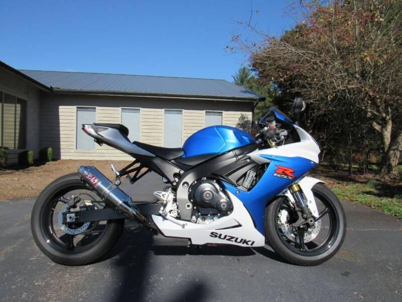 2014 Suzuki GSXR750 for sale at Blue Ridge Riders in Granite Falls NC