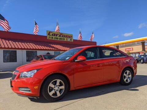 2014 Chevrolet Cruze for sale at CarZoneUSA in West Monroe LA