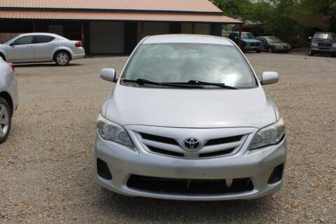 2012 Toyota Corolla for sale at Bailey & Sons Motor Co in Lyndon KS