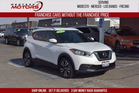 2019 Nissan Kicks for sale at Choice Motors in Merced CA