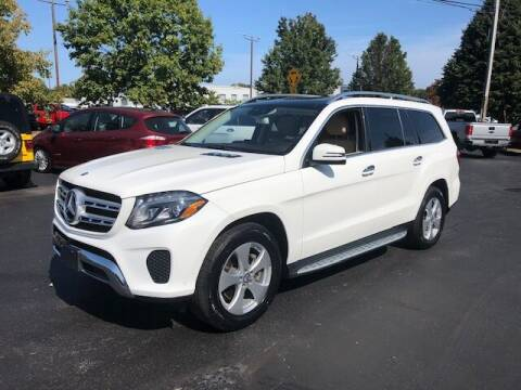 2017 Mercedes-Benz GLS for sale at BATTENKILL MOTORS in Greenwich NY