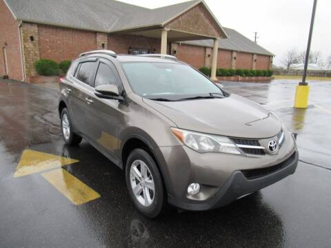 2014 Toyota RAV4 for sale at Just Drive Auto in Springdale AR